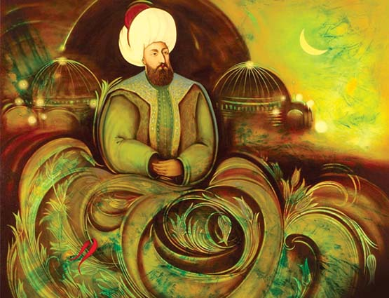 GELECEĞİN FATİHİNİ YETİŞTİREN SULTAN II. MURAD